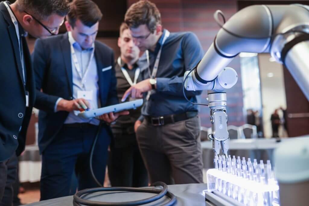 OnRobot Мероприятие для партнеров 2019