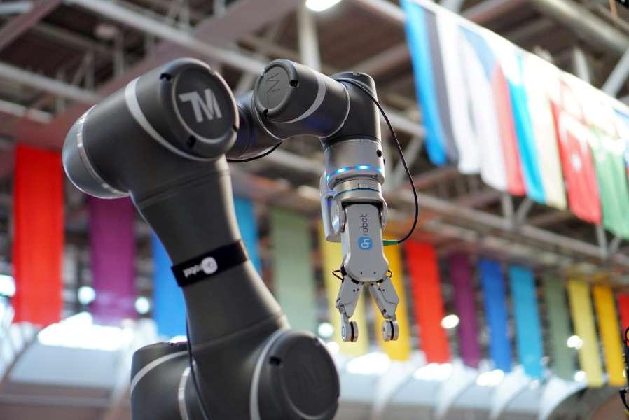 SIA Коллаборативные роботы