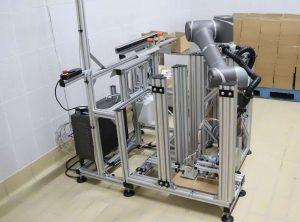 Коллаборативный робот SIA. Картонажник.