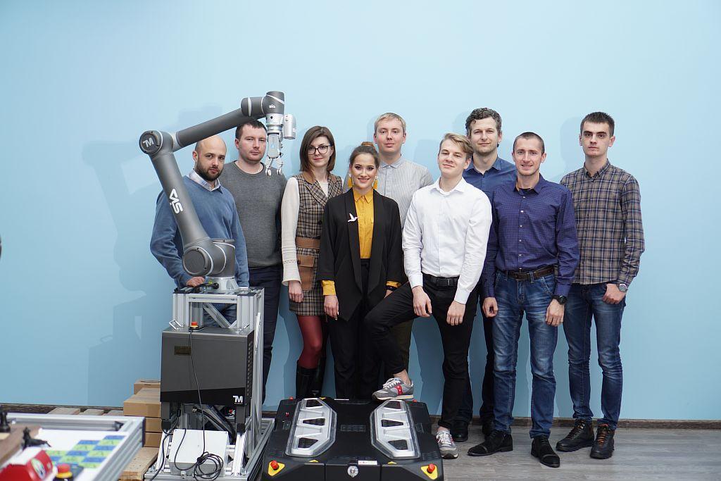 SIA. Лаборатория робототехники.