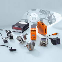 IFM Sensors for motion control