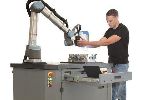 Коллаборативный промышленный робот