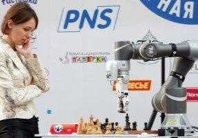 SIA chess collabotative robot