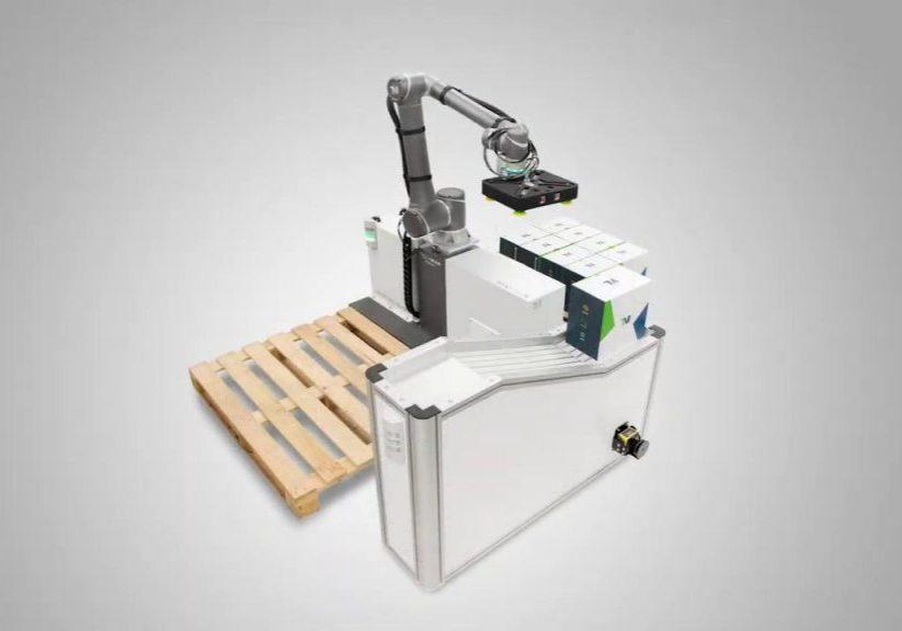 Collaborative robot paletizer TM Robot