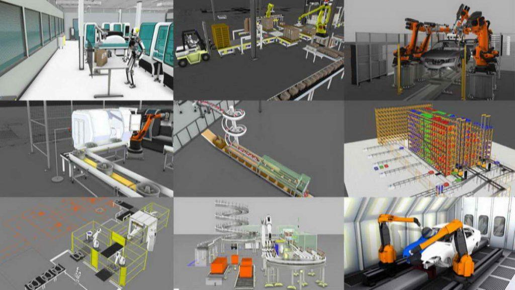 Visual Components 3D